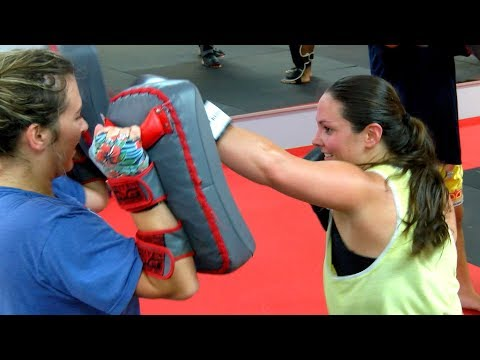 Muay Thai at Driven Gym