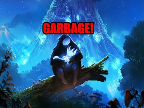 Ori And The Blind Forest Looks Horrible Youtube