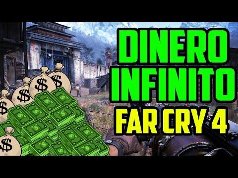 DINERO INFINITO FAR CRY 4