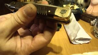 складные ножи СССР (обновки с барахолки-3)
