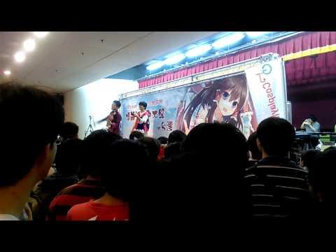 TAMUSIC 現場演奏1 博麗神社例大祭 in 台湾