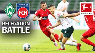 Watch the best moments of first relegation playoff► sub now: https://redirect.bundesliga.com/_bwcsthe match in bundesliga playoff 20...