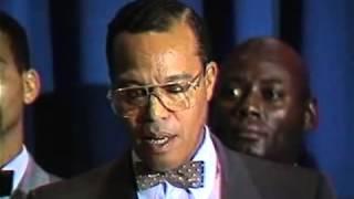 Video Minister Farrakhan   The Announcement, October 24, 1989 download MP3, 3GP, MP4, WEBM, AVI, FLV Agustus 2017