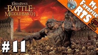 My Fav RTS - LOTR: The Battle for Middle-Earth #11