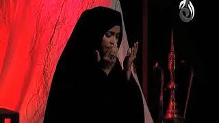 Zainab ny kaha baap key qadmon sy lipat kar (Salam Syeda Rubab)