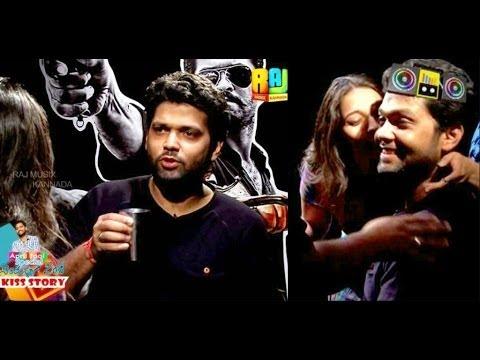 Simple Aag Ond Kiss Story - Rakshit Shetty - Full Prank