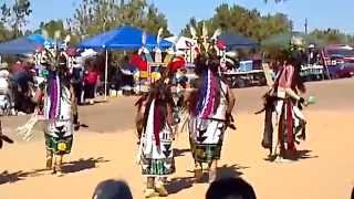 Hopi Corn Maiden Dance 2013
