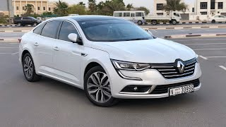 Review of Renault Talisman 2018 in UAE