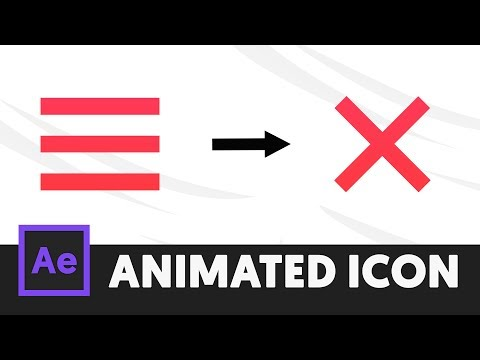 T036 Animated Icons in After Effects Tutorial (Volume 1)