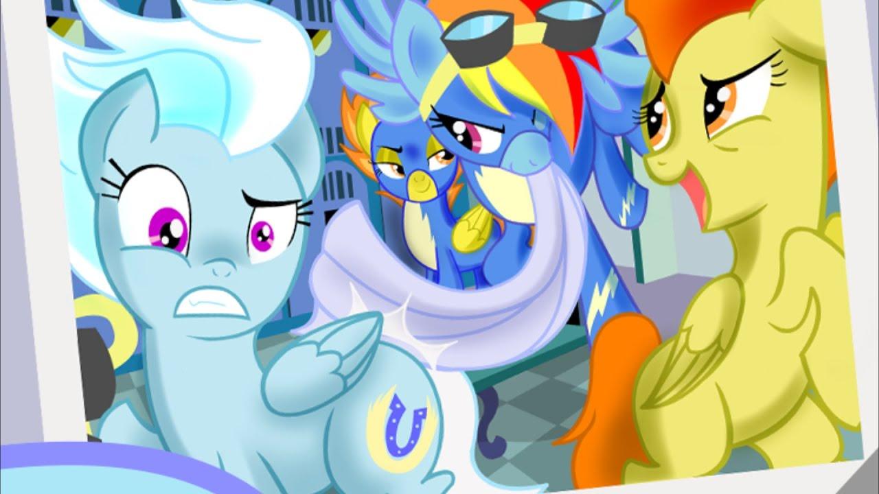 my little pony friendship is magic season 2 episode 13 thurles