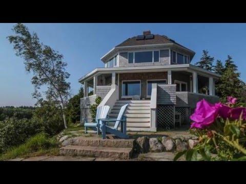 Maine Real Estate ~ 9 Briar Ledge Lane, Harpswell Maine