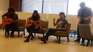 02 Colossal by Wolfmother (live acoustic at Relativity Media)