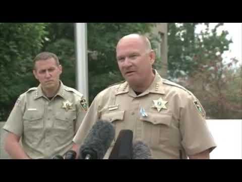 Washington Sheriff Drops Truth Bomb on Society and School Shootings
