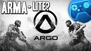 Argo [Steam Controller] Gameplay + Profile Overview - Arma-lite? Free Tactical Shooter