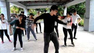TT + Sidekick Dance Cover