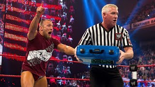 Download Every successful Money in the Bank cash-in: WWE Playlist Mp3 and Videos