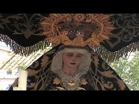 Semana Santa 2006 - Virgen de los Dolores (Cerro) por la Plaza del Triunfo