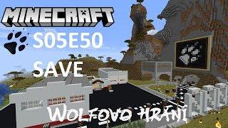 Minecraft | S05E50 | Přírava na obytnou část hasičárny | SAVE | CZ Lets Play | v1.13.1