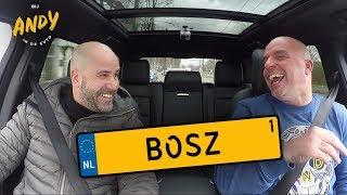 Peter Bosz deel 1 - Bij Andy in de auto!