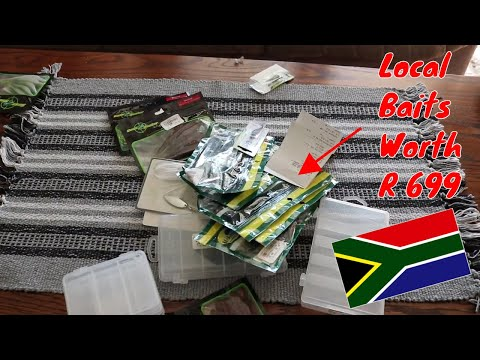 South African Bass Baits & Tackle Shop