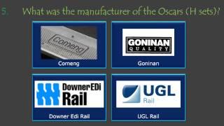 Trivia: Episode 2 - Interactive Sydney Trains Quiz (10 Questions)
