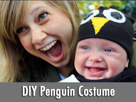 Diy Penguin Costume With Pictures