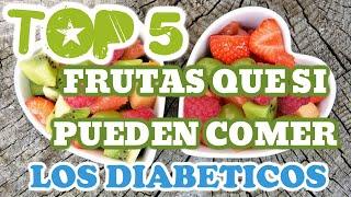 La 5 Mejores Frutas que pueden comer los Diabéticos