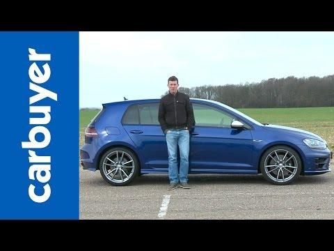 Volkswagen Golf R 2014 review - Carbuyer