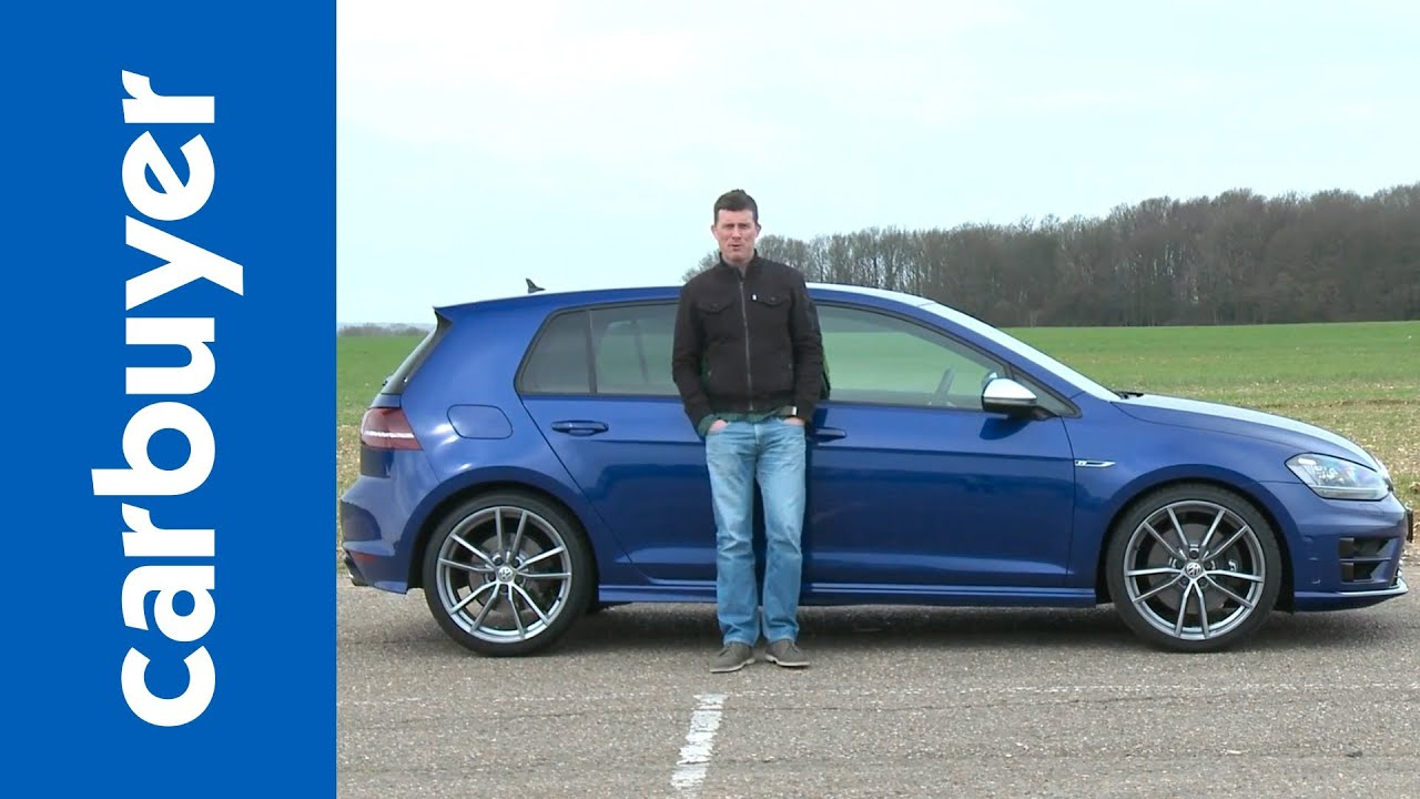 Volkswagen Golf R 2014 Review Carbuyer Youtube