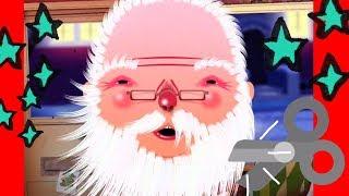 Toca Hair Salon Toca Christmas Cute Toca Santa Makeover Game For Kids