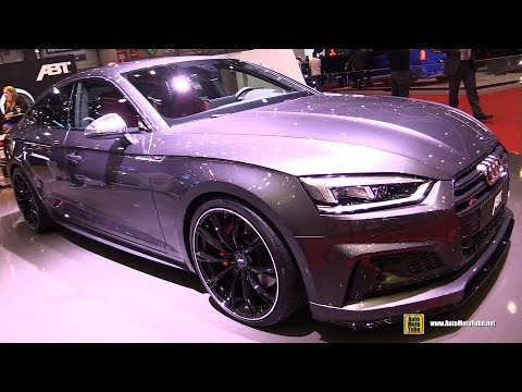 2018 Audi ABT S5 Sportback 425hp 550nm - Exterior and Interior Walkaround - 2018 Geneva Motor Show