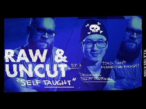 🔴 What Does it Mean To Be a Self Taught Graphic Designer? The Futur Live w/ Ben Burns & Chris Do