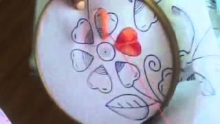 Como coser servilletas combinando 3 colores thumbnail