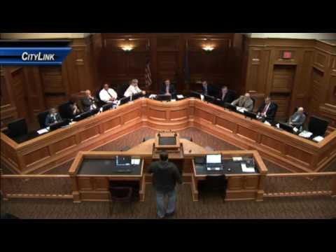 04-05-2016 Council Meeting - Second Reading Bond Ordinance