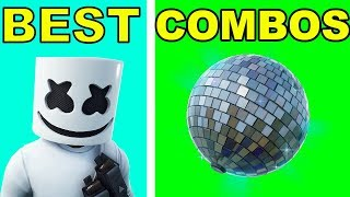 BEST SKIN BACK BLING COMBOS WITH MARSHMELLO!! | Fortnite Battle Royale Season 7