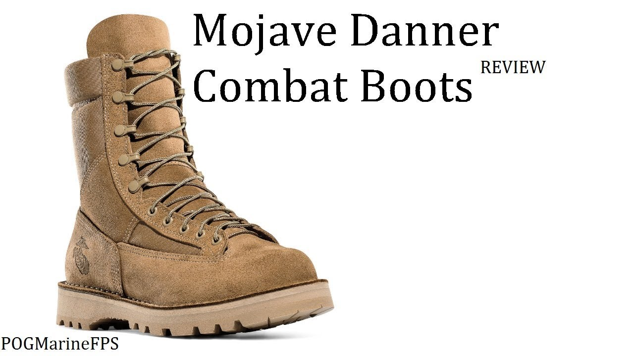 ea9fa0c8c5f Marine Mojave Danner Military Boots ~ The Best USMC Combat boot? - REVIEW