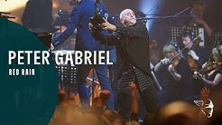 """Peter Gabriel - Red Rain (from """"New Blood Live"""")"""