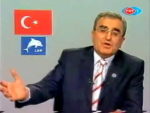 Besim Tibuk - LDP adına TRT Seçim Konuşması (28.10.2002)