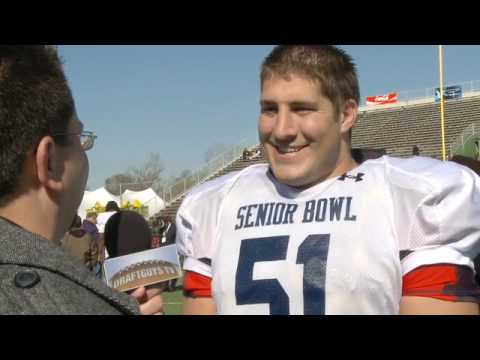 Alex Mack - Cleveland Browns - Draft Scouting Snapshot