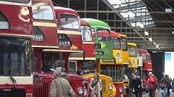 Glasgow Vintage Vehicle Trust Open Weekend 2018
