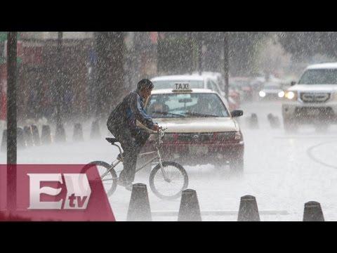 Pronostican más lluvias en la Ciudad de México / Pascal Beltrán