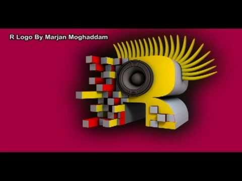 Rusko R Logo By Marjan