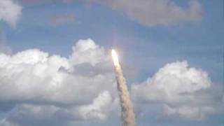 STS-122 Space Shuttle Atlantis launch February 7, 2008