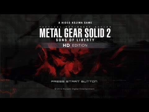 Metal Gear Solid 2 Review