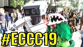 Emerald City Comic Con 2019 - What Riggs Saw #ECCC19