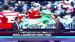 Dünya Kupası Ekranı - 14 Haziran 2018 (Rusya 5-0 Suudi Arabistan)