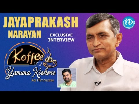 Lok Satta Party President Jayaprakash Narayan Interview || Koffee With Yamuna Kishore #7