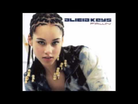 Fallin - Alicia Keys With Lyrics - YouTube Alicia Keys Fallin