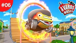 A város hősei - Filmkészítők