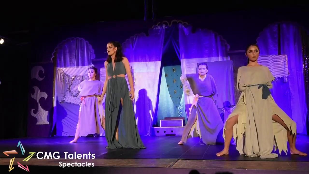 Aladdin, le spectacle musical - CMG Talents (La flèche ou la cible)